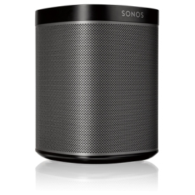 SONOS, PLAY 1 Black - Compact Music System